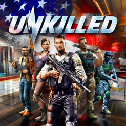 ‎UNKILLED - Online Ego Shooter