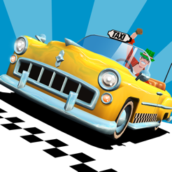 ‎Crazy Taxi™ City Rush