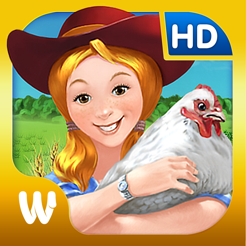 ‎Farm Frenzy 3 HD. Farming game
