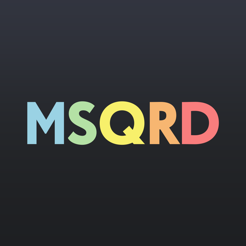 ‎MSQRD — Live-Filter für Video-Selfies