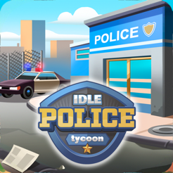 ‎Idle Police Tycoon - Cops Game