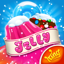 ‎Candy Crush Jelly Saga