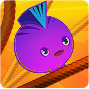 Rope Clash: Multiplayer Rope Swing Racing