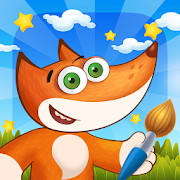 Tim the Fox - Paint Free