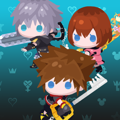 ‎KINGDOM HEARTS Union χ[Cross]