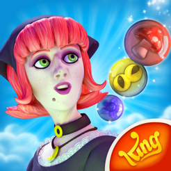 ‎Bubble Witch Saga