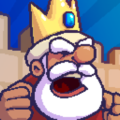 ‎King Crusher - Roguelike Game