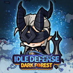 ‎Idle Defense: Dark Forest