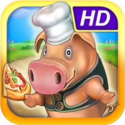 ‎Farm Frenzy 2: Pizza Party HD