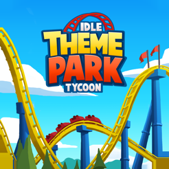 ‎Idle Theme Park - Tycoon Game