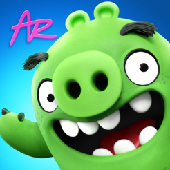 ‎Angry Birds AR: Isle of Pigs