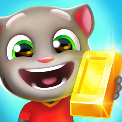‎Talking Tom Gold Run