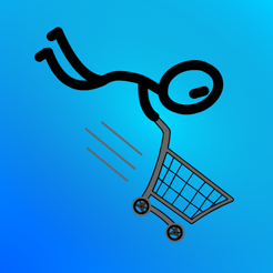 ‎Shopping Cart Hero 3