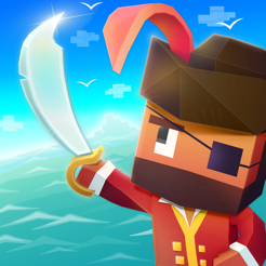‎Blocky Pirates