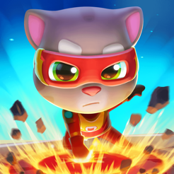 ‎Talking Tom Hero Dash