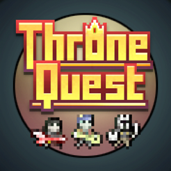 ‎Throne Quest