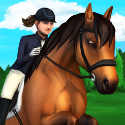 ‎Horse World - Springreiten