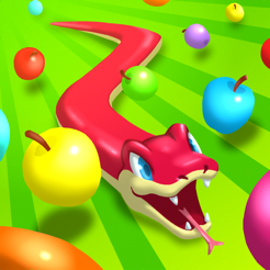 ‎Snake Rivals – Casual Arcade