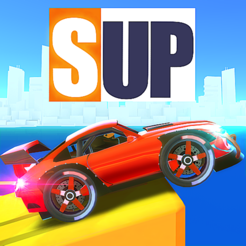 ‎SUP Multiplayer Racing