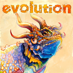 ‎Evolution Brettspiel Strategie