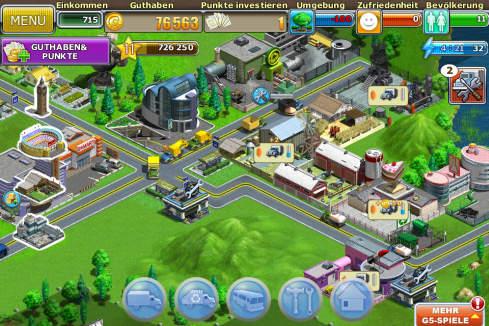 Virtual City App