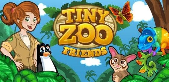 tiny zoo friends