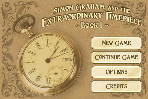 Simon Graham and the Extraordinary Timepiece