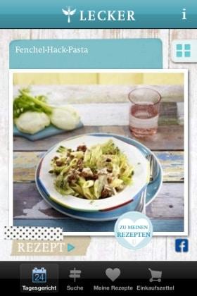 LECKER_Tagesgerichte_App