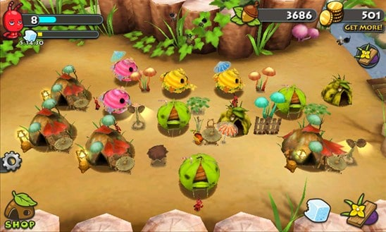 bug village app