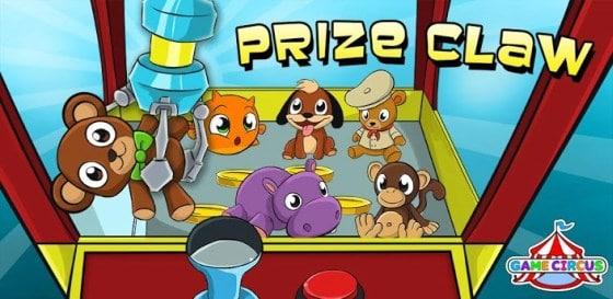 prize claw app