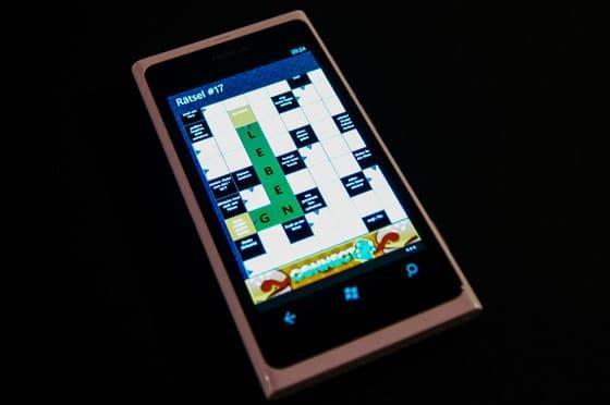 kreuzwortr tsel app f r ios windows phone und android. Black Bedroom Furniture Sets. Home Design Ideas
