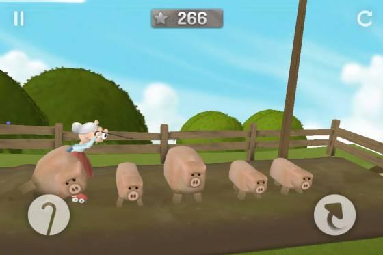 Granny_Smith_App_Level_Schweine