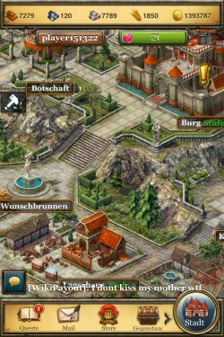 Kings_Empire_App_viel_gold