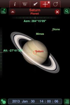 Redshift_Astronomie_App_Saturn