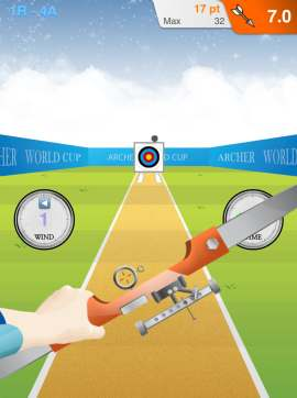 Archer_World_Cup_App_iOS