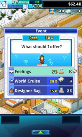 Dream House Days Kairosoft