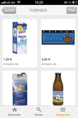 Ladenzeile_App_Vollmilch-Beispiel