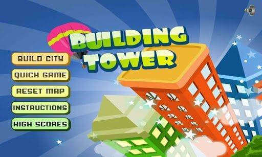building tower app