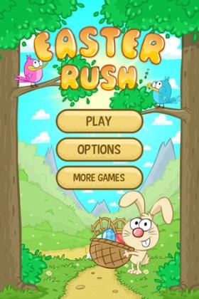Easter Rush App