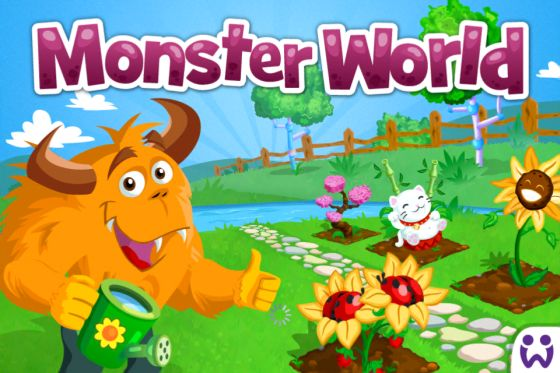Monster_World_App