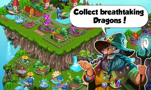 dragon story easter edition app