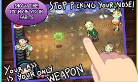 Farts vs Zombies App