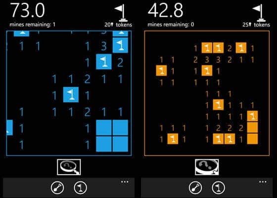 Minesweeper_Windows_Phone_aPP