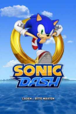 Sonic_Dash_iOS_App
