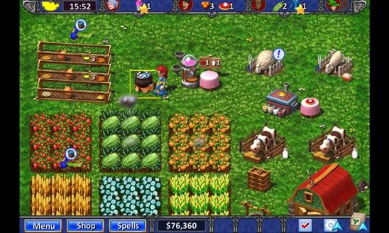 fantastic farm app