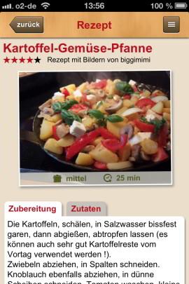 Kochrezepte_de_App_Vegetarisch