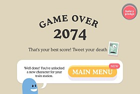 Dumb Ways to Die score