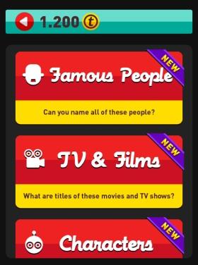 Icon Pop Quiz App