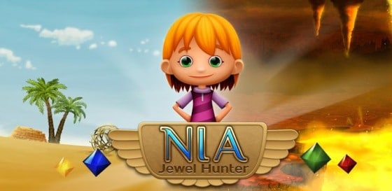 Nia Jewel Hunter game