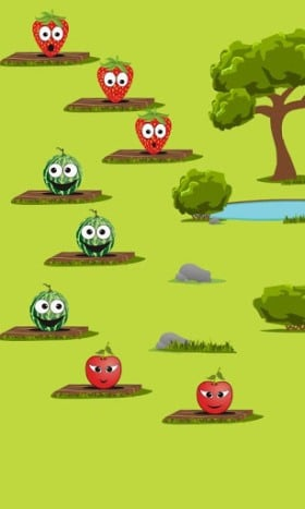 fruit slider android